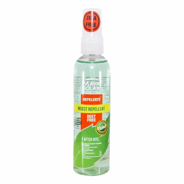 Repelente de insectos con after bite 120 ml
