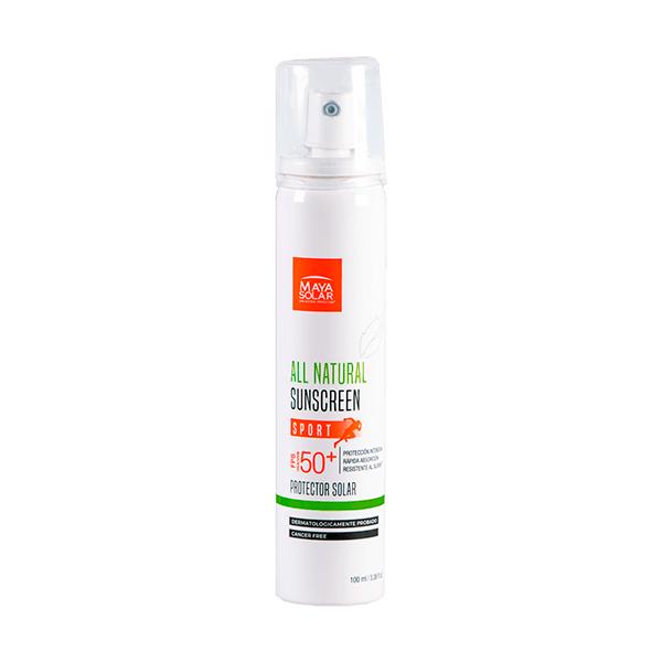 Protector solar dermatológico sport